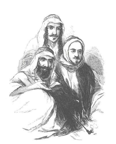Arabs - Arabs drawings