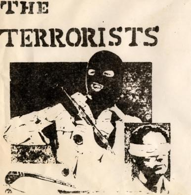 The terrorists - They take lives and kill civilians...