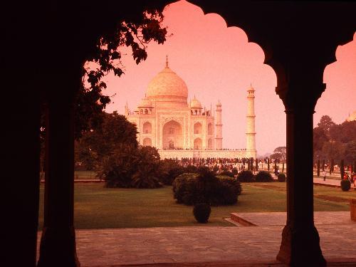 Taj Mahal - World one wonder