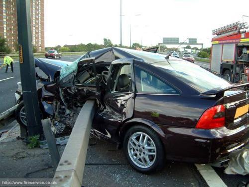 Car accident - Car accident...