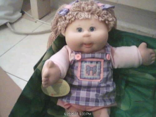 selling all I can  - My sweet baby doll