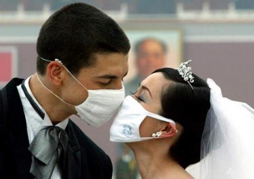 marriage in the heaven, kissing with a hell - marriage is made in heaven