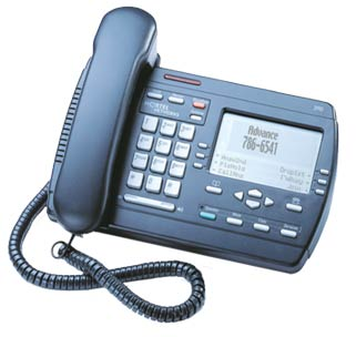 A Telephone - How do you answer your telephone call.