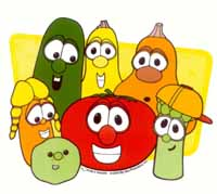 veggietales - veggietales