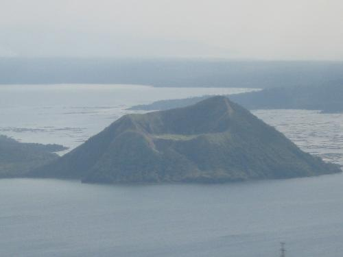 most controversial taal volcano - picture of taal volcano in batangas