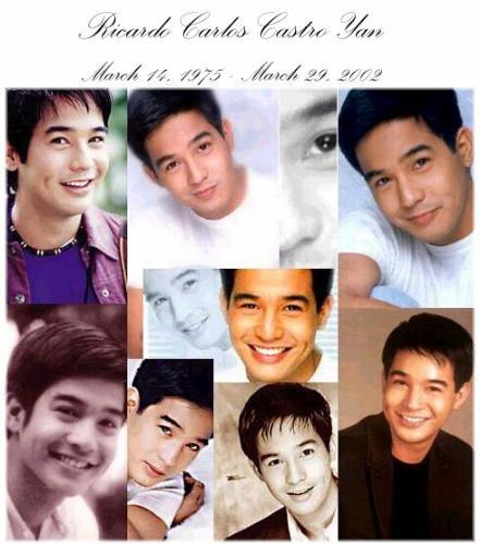 Rico Yan - wen he still alive, prince charming...