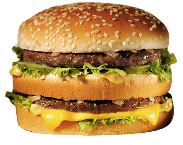 burger--the big mac - hmm burger its yummy man,,,,,