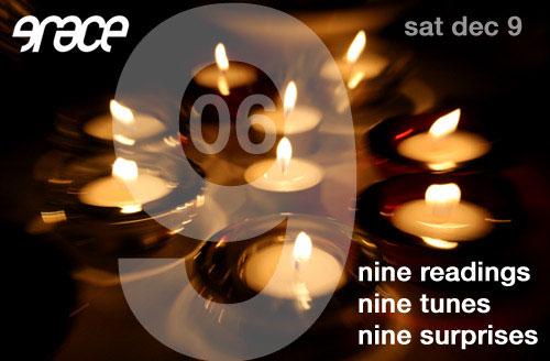 Nine - My red star read NINE