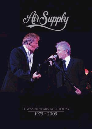 Air Supply - One of the recent photos of air supply