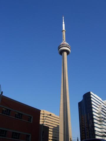 CN Tower, Toronto - the CN Tower in Toronto