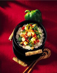 tofu teriyaki stirfry - My favorite tofu dish