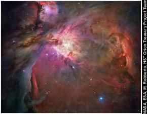 nebula - universe