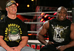 Cena and Lashley - Cena and LASHLEY
