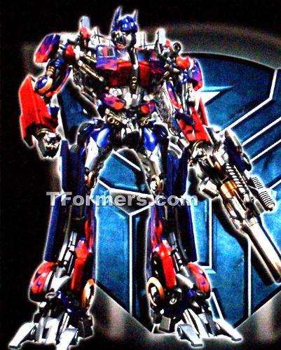optimus prime - optimus prime rocks!