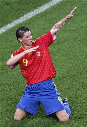 Fernando Torres - Fernando Torres Celebration.