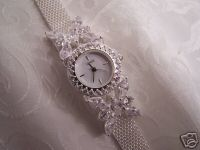 butterfly watch found cheaper on e-bay! - picture of lenox sterling silver butterfly crystal watch