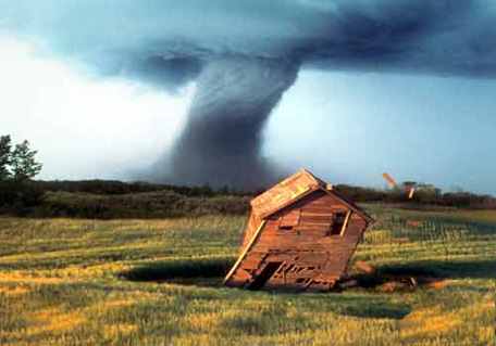 Twister - the force of nature.