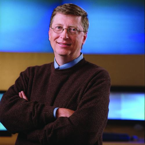 bill gates - the successful man on earth