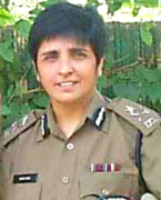Kiran Bedi - Photo of Kiran Bedi
