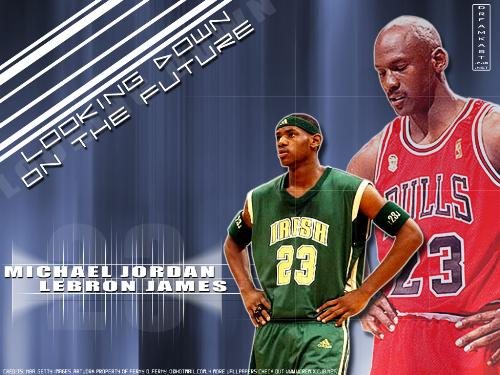 who do you think is the next michael jordan? - It has been a controversial issue today who is the most suitable player in the NBA to be hailed as the NEXT MICHAEL JORDAN. As new and young talents arise, the more harder it becomes to envision the image of the player we idolized then to these young superstars. i have my own pick and maybe you all know who this is:LEBRON JAMES!! Who's your pick? i know we have are own icons but can we judge it by the talent the player posseses. here are some good pick: KOBE BRYANT,DWAYNE WADE,CARMELO ANTHONY,VINCE CARTER,STEVE NASH,GRANT HILL,KEVIN GARNETT,DIRK NOWITZKI,TRACY MCGRADY,ALLEN IVERSON,AND PROBABLY YAO MING..AND OTHERS... support your idol guys!!!!