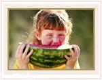 Watermelon... - When eating watermelon, do you prefer salt or no salt on it?