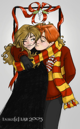Granger and weasley - I support them!