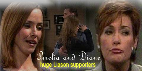 a&dhugeliasonsupporters - amelia and diane supporting Liason all the way!!!!