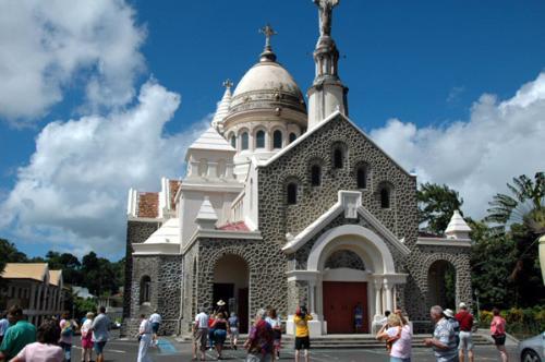 Martinique - the island