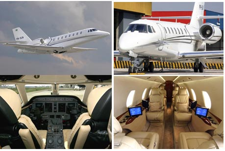 Citation Sovereign - Private Jet