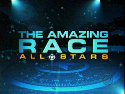 The amazing race- All stars - a great show