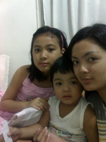 aira-dei-tal - my nephew andrei and niece aira.