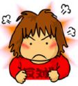 Angry - This is a cartoon of a women very angry!