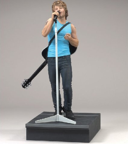 bon jovi doll - pic of jon bon jovi doll