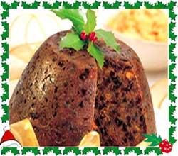 Traditional Christmas Pudding !!!! - Traditional Christmas pudding is real pudding.