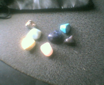 some type of rocks - what are they called????