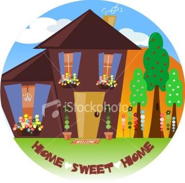 Home sweet home - At peace,at home