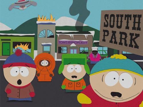 south park - south park is cool