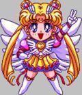 SailorMoon - SailorMoon,Usagi Tsukino