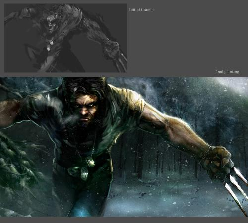 Wolverine-WOW - Really cool