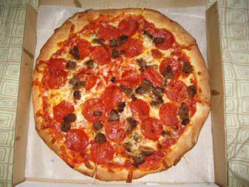 Home made versus ordered pizza - What do you prefer?
