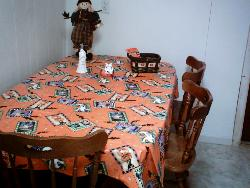 Holiday - Table for Halloween