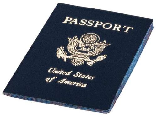 passport - passport of the united states of america