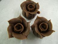 Chocolate Roses - chocolate roses