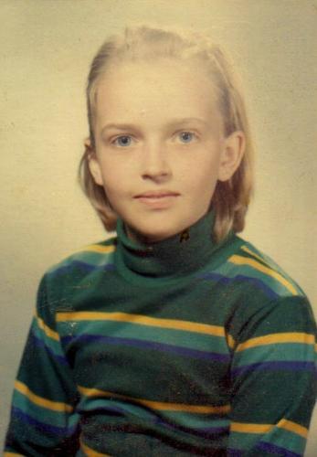 ElusiveButterfly 1966 - Age 9