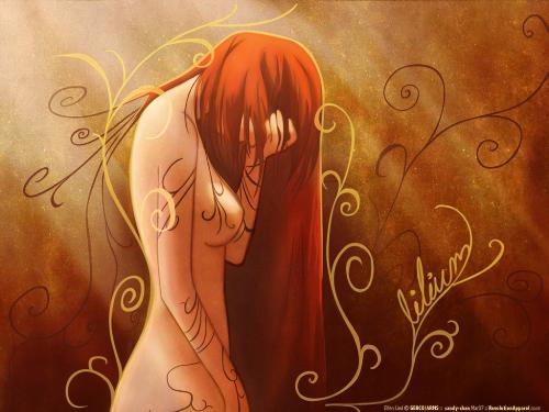 Elfen Lied  - wallpaper from the anime series