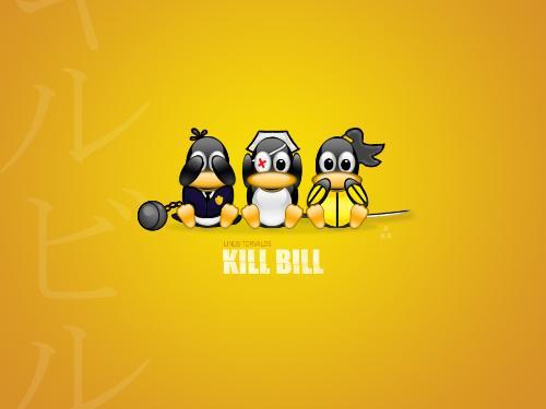 kill bill wallpapers. linux kill bill..wallpaper for