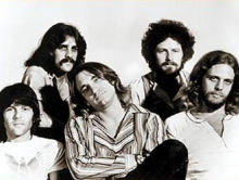 eagles during their yester years - the eagles