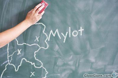 Mylot chalkboard - Back To School chalkboard generator