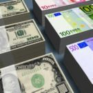 Money - Denominations from around the world. This is what I want to make, using the internet!