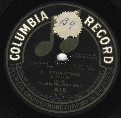 phonograph records - A phonograph (gramophone) record